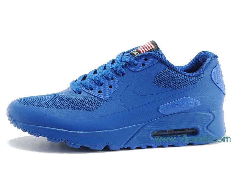 grossiste 05681 a6a96 air max 90 hyperfuse bleu