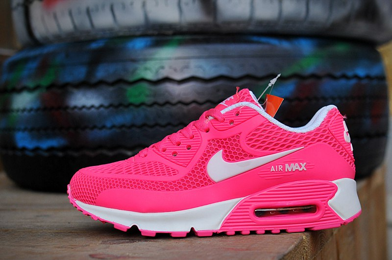 air max fille fluo