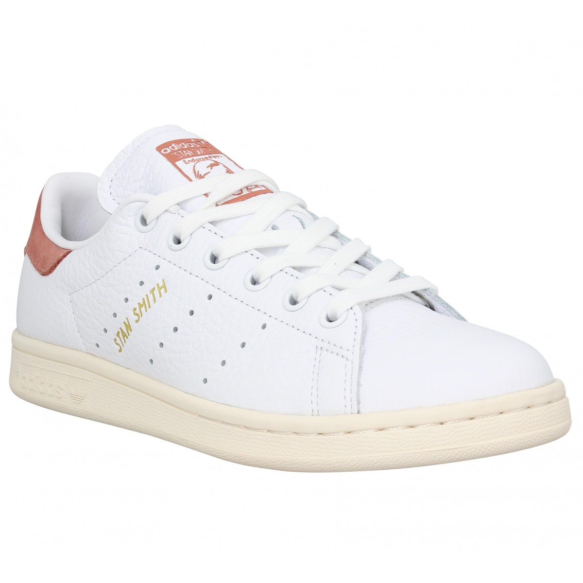 chaussure adidas stan smith rose