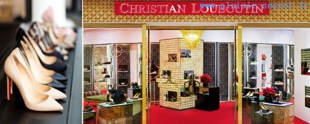 adresse boutique chaussure louboutin
