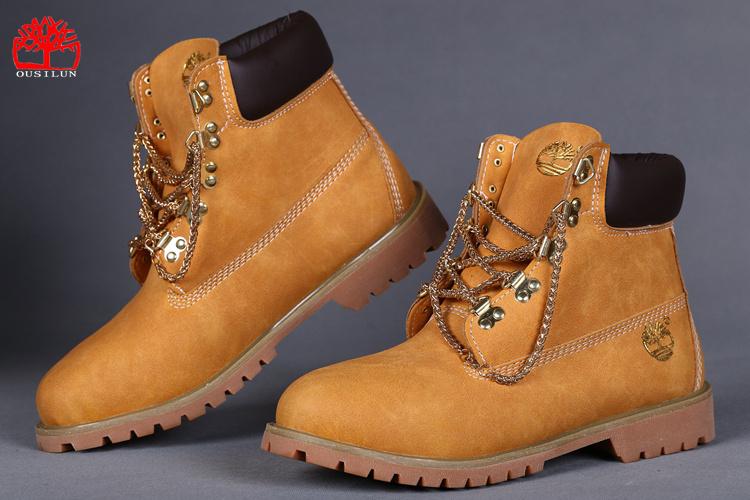 bottes timberland femme soldes